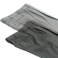 Brand Smitty Apparel Umpire Combo Pants; Choose Charcoal Or Heather Grey
