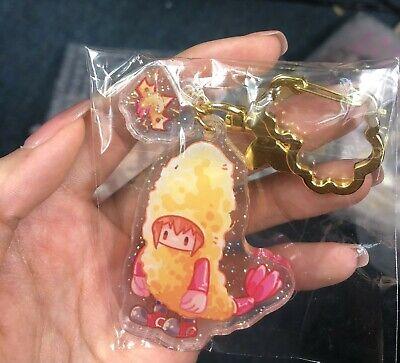 Yugioh YU Gi OH Yugi Yuma Tsukumo Jaden Yuki Keychain Keyring Acrylic N