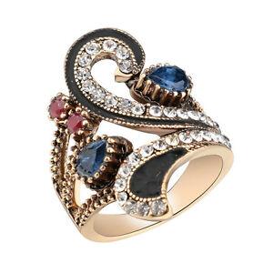 Ruby-resin-wrap-pave-setting-red-crystal-rhinestone-women-statement-fashion-ring