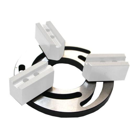10/'/' CNC Top Chuck Claw Ring Bore Hydraulic Kitagawa Clamp Soft Jaw Lathe Tools