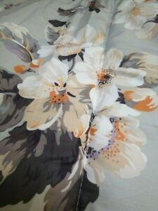 Trapunta matrimoniale invernale piumone letto 2 piazze fiori coperta imbottita