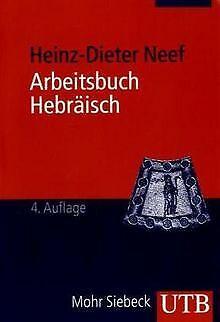 Arbeitsbuch Hebräisch: Materialien, Beispiele und Übunge... | Buch | Zustand gut