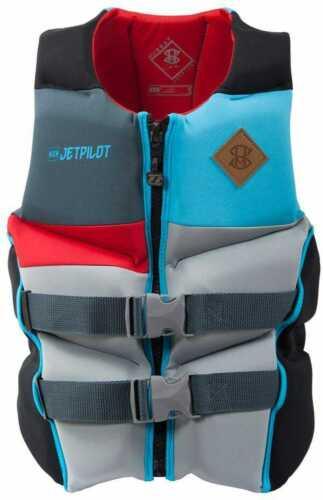 JET PILOT SHAUN MURRAY USCG Approved Wakeboard Life Vest Jacket Neopren JP18237