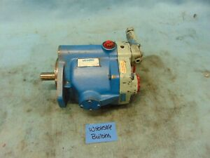 VICKERS, HYDRAULIC AXIAL PISTON PUMP, PVB15-LSY-41-C