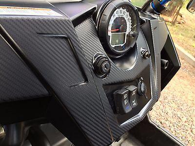 Dash Finish 800 RZR Kit 570 Fiber 900 Polaris Carbon fits SOn5qv7Exw