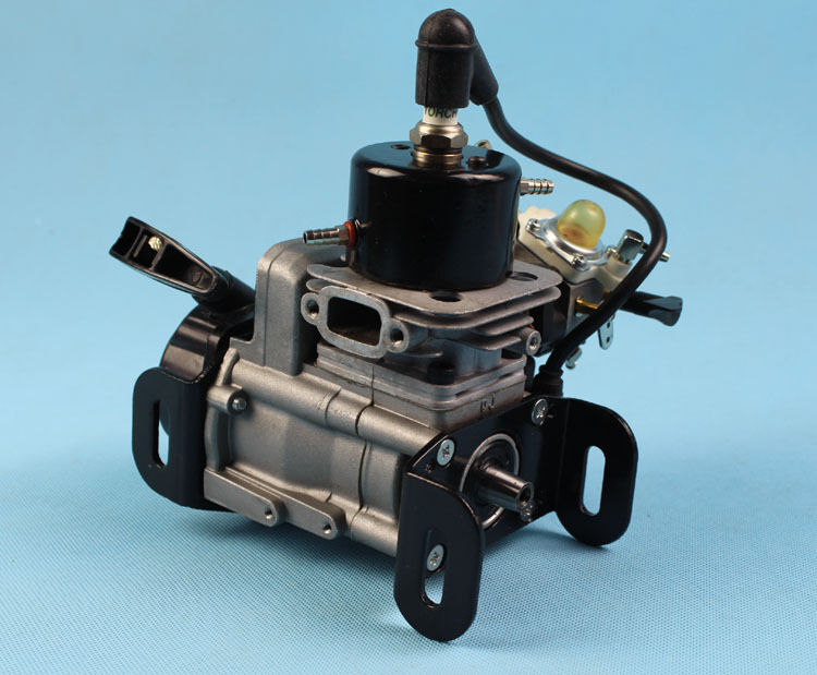QJ 26CC Marine Engine For Rc Gas boat Compatible with Zenoah G260PUM