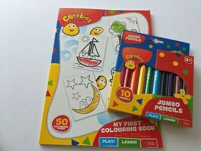 A4 Colour and Trace Colouring Book /& Pack of Crayola Crayons
