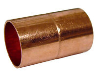 Copper Plumbing Fitting Coupling 3 Diameter Cxc Sweat