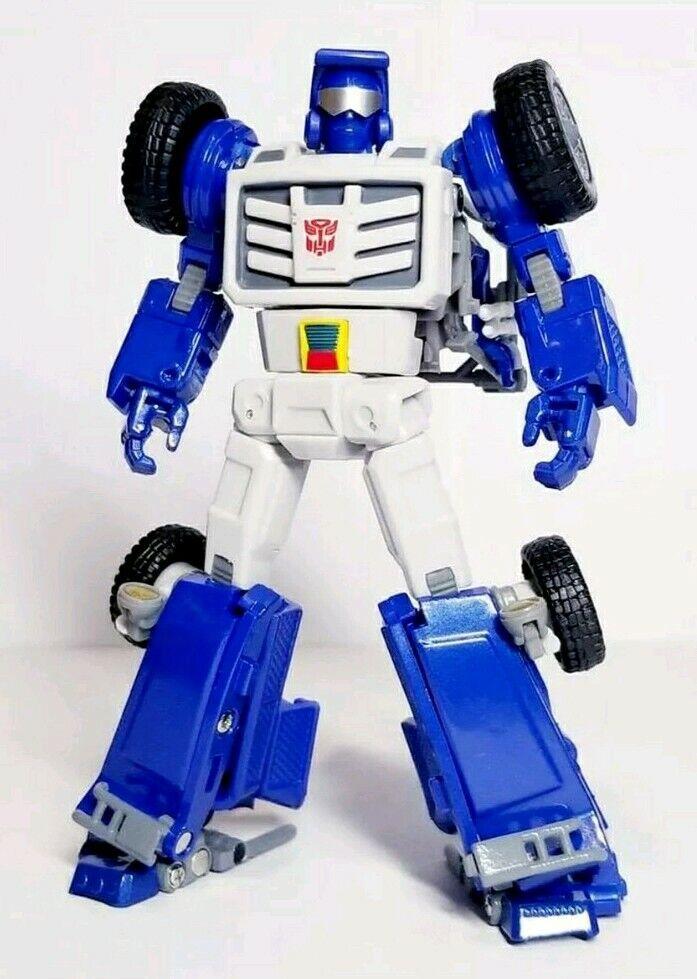 Y en Caja Sellada X-TRANSBOTS arkose, Transformers Masterpiece Beachcomber, pintura metalizada