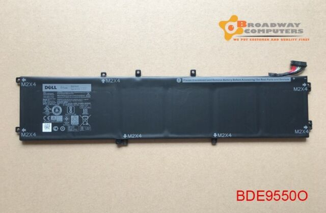 84Wh Original Battery for Dell XPS 15 9550 P56F 1P6KD 4GVGH RRCGW (not for 9560)