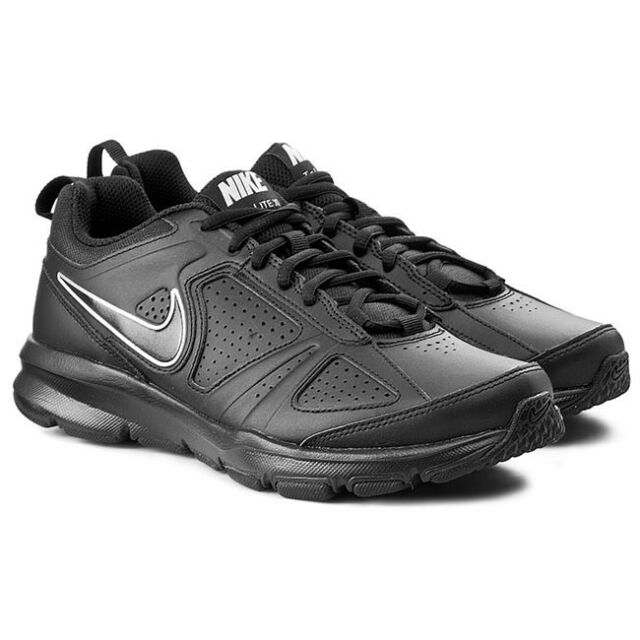 07c277a95e83c Nike T-lite XI Trainers Black 10 UK 616544 for sale online | eBay