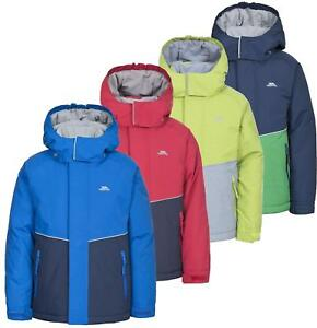 cb405f9b0cdc Image is loading Trespass-Morrison-Kids-Jacket -Waterproof-Breathable-Insulated-TP75