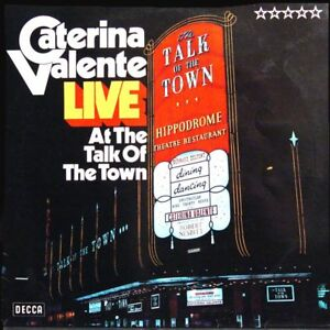 CATERINA-VALENTE-Live-At-The-Talk-Of-The-T-GER-Press-LP