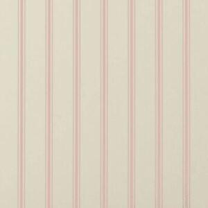 Clarke-amp-Clarke-Jolie-Stripe-Wallpaper-W0029-04-Rose-1-ROLL-REDUCED-TO-CLEAR