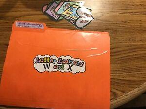 Learning Letters K and L  literacy Centers File Folder Games PreK-K