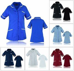 Nurses-Healthcare-Tunic-Maid-Nurses-Hospitality-Carers-Dentist-Therapist-Uniform