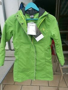 Details zu Tatonka Kinderjacke Größe 128 Outdoor Übergang wetterfeste neue Jacke.