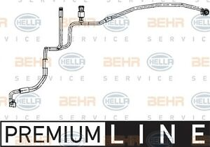 S-Max Mondeo HELLA AC Condenser Hose //High Pressure Line //Pipe for Ford Galaxy