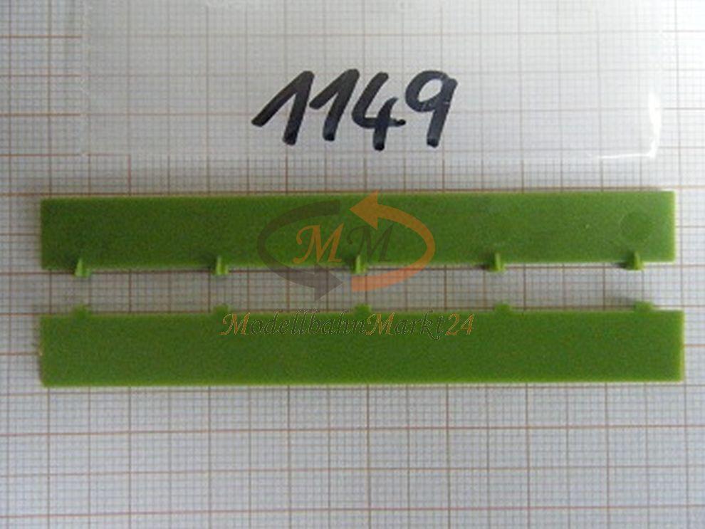 30x albedo pezzo di ricambio scaricare pagine pagine pagine parte baufahrzeug Kipper verde 1 87 - 1149 efe882