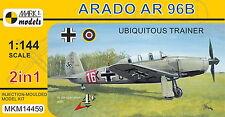 Mark I Models 1/144 Arado Ar-96B 'Ubiquitous Trainer' (2in1) # 14459