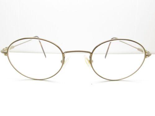 Polo Ralph Lauren Oro Redondo Gafas Marcos 46-21-135 TV6 21296 | eBay