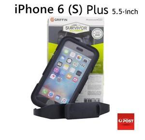 Griffin-Survivor-Heavy-Duty-Anti-Shock-Case-Cover-for-iPhone-6-Plus-6s-Plus-5-5-039