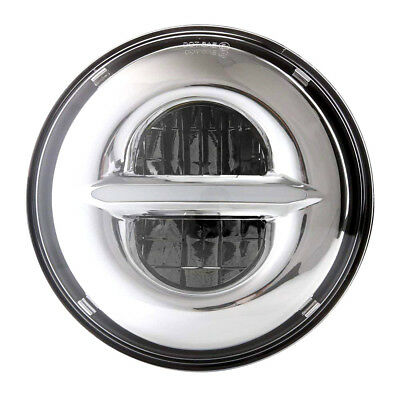 "Eagle Lights 7/"" Round Chrome  LED Headlight Harley Davidson FREE SHIPPING"