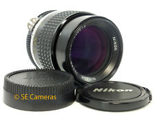 NIKON AI-s 105MM F2.5 AIS PRIME LENS EXCELLENT CONDITION USE WITH DSLR