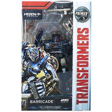100% Takara Transformers MV5 Last Knight Premier Deluxe TLK-02 Barricade N