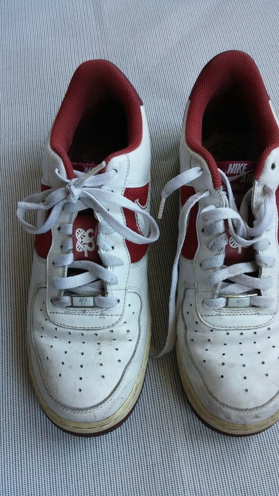 Comfortable and good-looking Nike Air Force XXV SIZE 11 Baltimore Cloverdale Park Court 410 Rare
