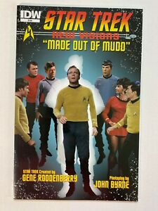 """Star Trek NEW VISIONS """"MADE OUT OF MUDD"""" #4 (2014) High-Grade IDW"""