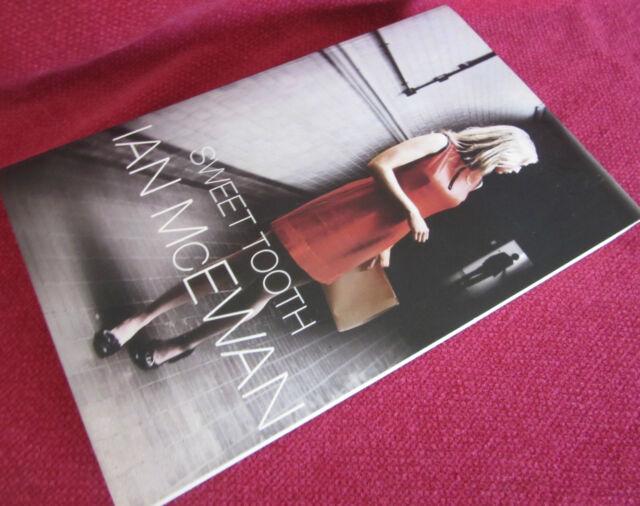 SWEET TOOTH - Ian McEwan. UNread sc Wisecracking thriller Effortlessly seductive