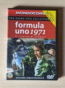 Formula Uno 1971 (2005) DVD