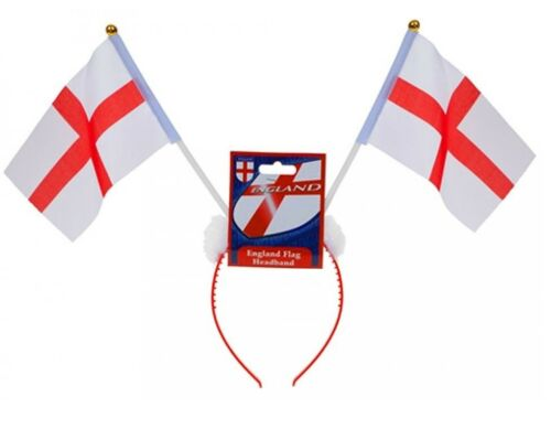 ENGLAND ST GEORGE FLAG TUTU COSTUME World Cup Party Fancy Dress Accessory Lot UK