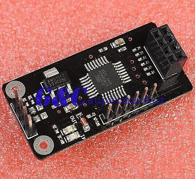 ATMEGA48+NRF24L01+wireless Shield module SPI to IIC I2C TWI Interface Arduino