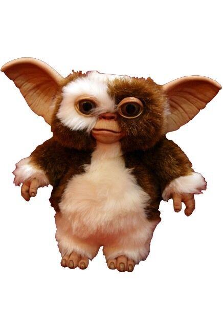 Gremlins STRIPE puppet prop replicafigureChristmas movieSpielbergGizmoNew