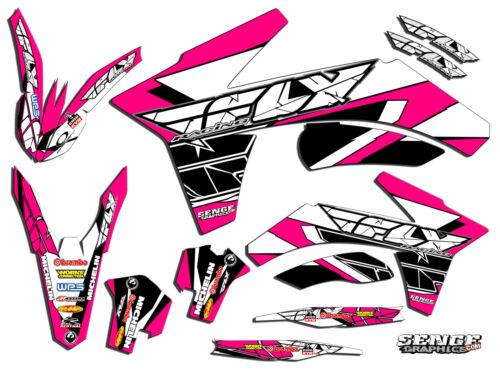 2002 2003 2004 2005 2006 2007 2008 SX 65 GRAPHICS FITS KTM SX65 65SX DECO DECALS