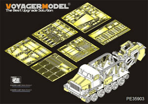 1-35-Russian-BTM-3-High-Speed-Trench-Digging-Vehicle-Detail-for-Trumpeter-09502