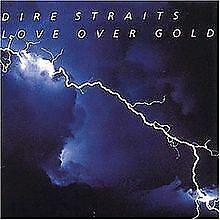 Love-over-Gold-von-Dire-Straits-CD-Zustand-gut