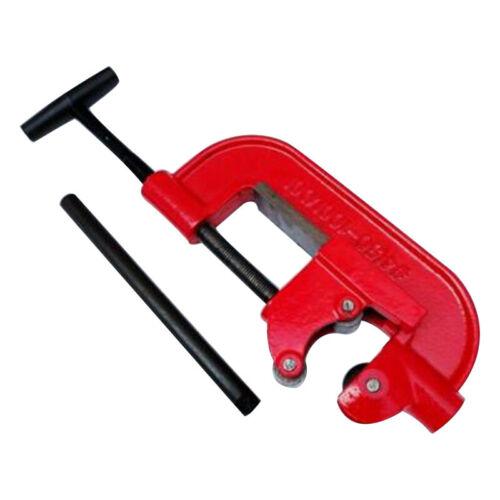 Pipe Cutters Rigid Manual Coper Pipe Cutter Tube Cutting Machine ...