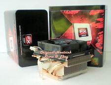 Genuine AMD FX Heatsnk Cooler Fan for AMD FX 8100- FX 8120- FX 8150 Skt AM3+ New