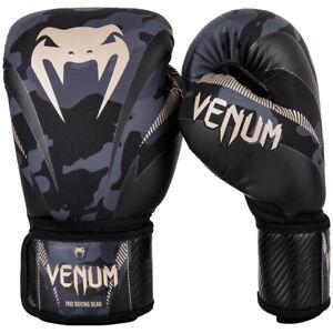Venum-Impact-Hook-and-Loop-Training-Boxing-Gloves-Dark-Camo-Sand
