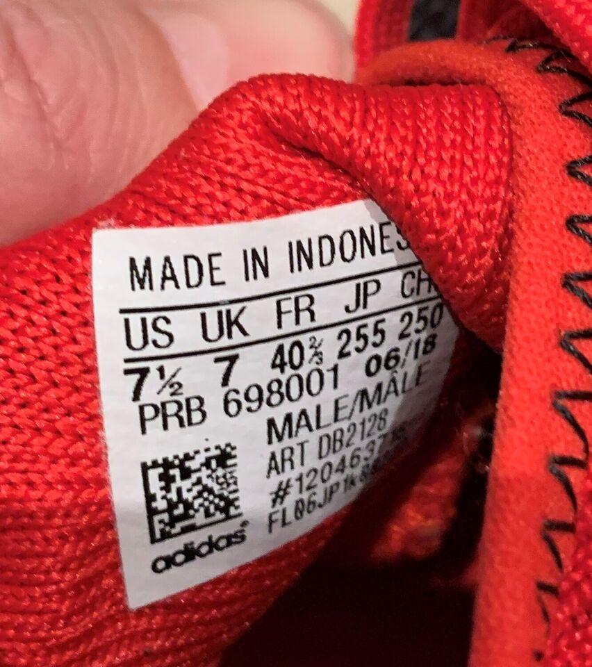 Fodboldsko, Indendørsstøvler, Adidas Predator
