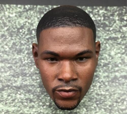 Custom 1//6 Kevin Durant head Golden State Warrior NBA for enterbay hot toys USA