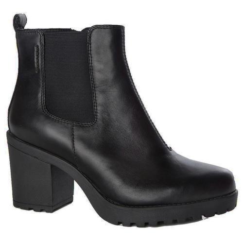 newest 3324e 8829d Vagabond Grace Womens Leather Matt BOOTS Black UK 7 - EU 40