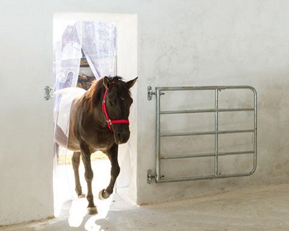 Streifenvorhang-Set PVC Lamellenvorhang vormontiert  130 130 130 cm x 225 cm d3a6dd