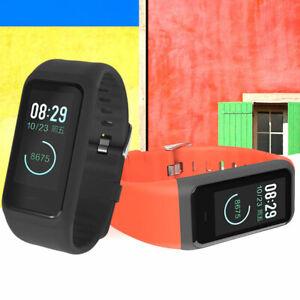 Cinturino-polso-bracciale-braccialetto-fibbia-smartwatch-per-Huami-Amazfit-Cor-2