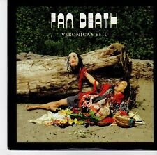 (EQ811) Fan Death, Veronica's Veil - 2010 DJ CD