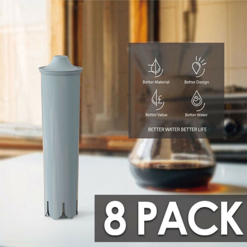 8X Jura Claris Blue Compatible Water Filter