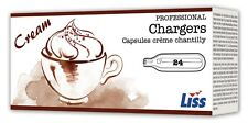 LISS 324 Cream Charger - 24 Pieces